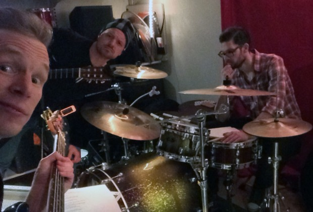 Marcus, Daniel, Patrik